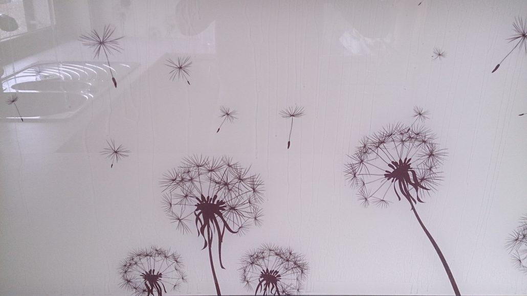 Glas Stahl Design Wildhaber Kuchenruckwand